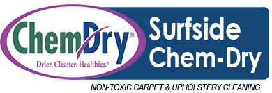 Surfside Chem-Dry Logo